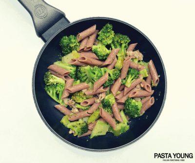 Bean Zone con Broccoli