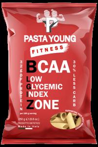 Pasta proteica in zona BCAA Zone