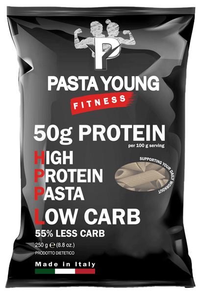 Pasta proteica High Protein