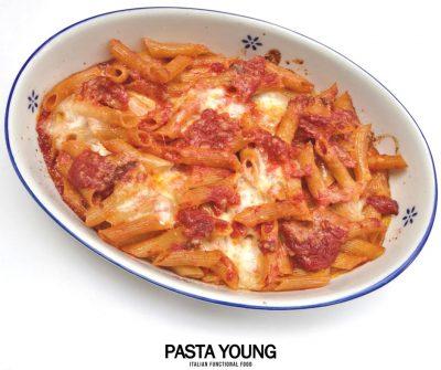 High Protein pasta al forno